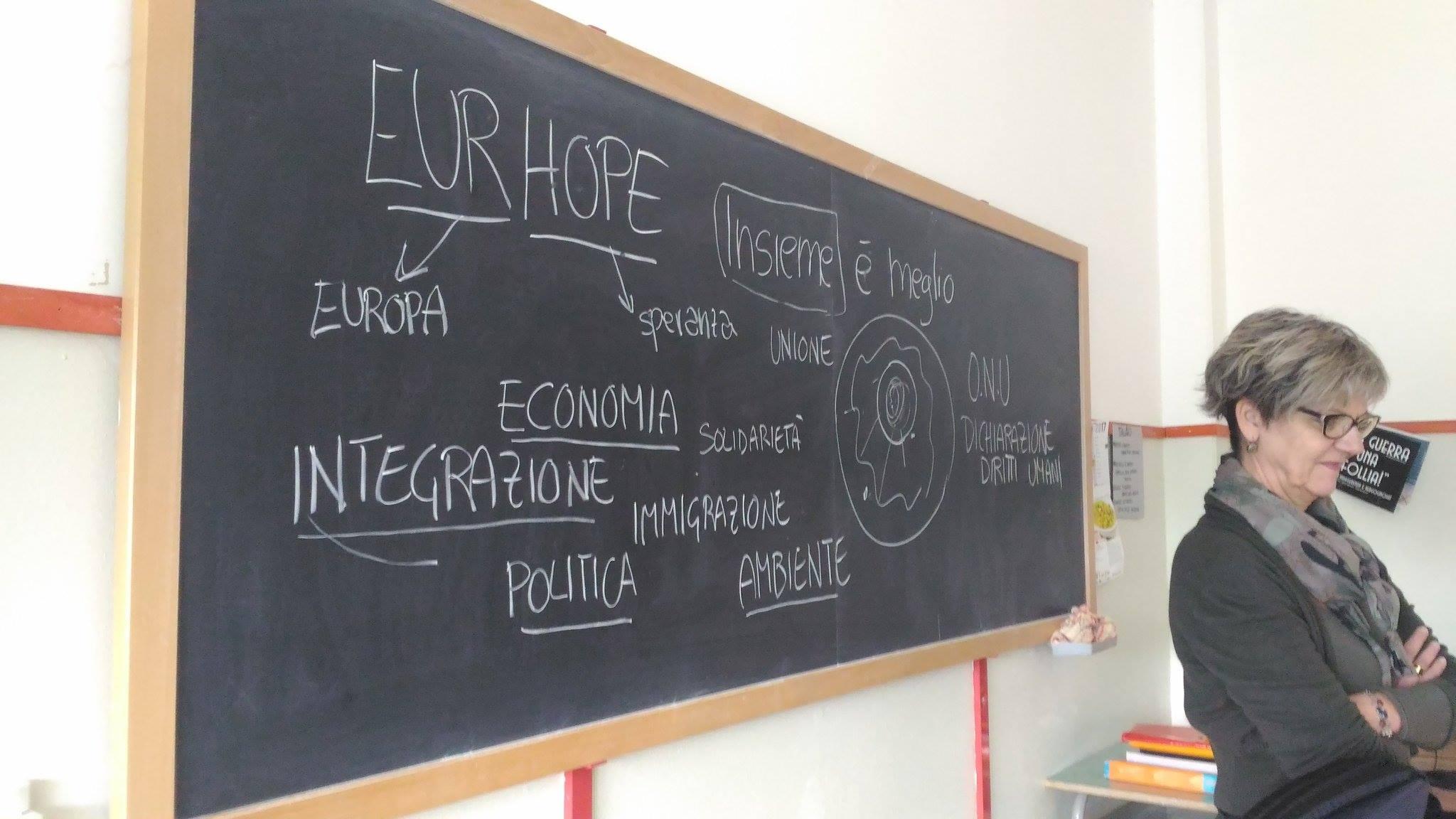 Conclusione progetto EurHope 2017