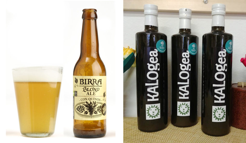 Promozione Olio EVO e Birra alla Quinoa