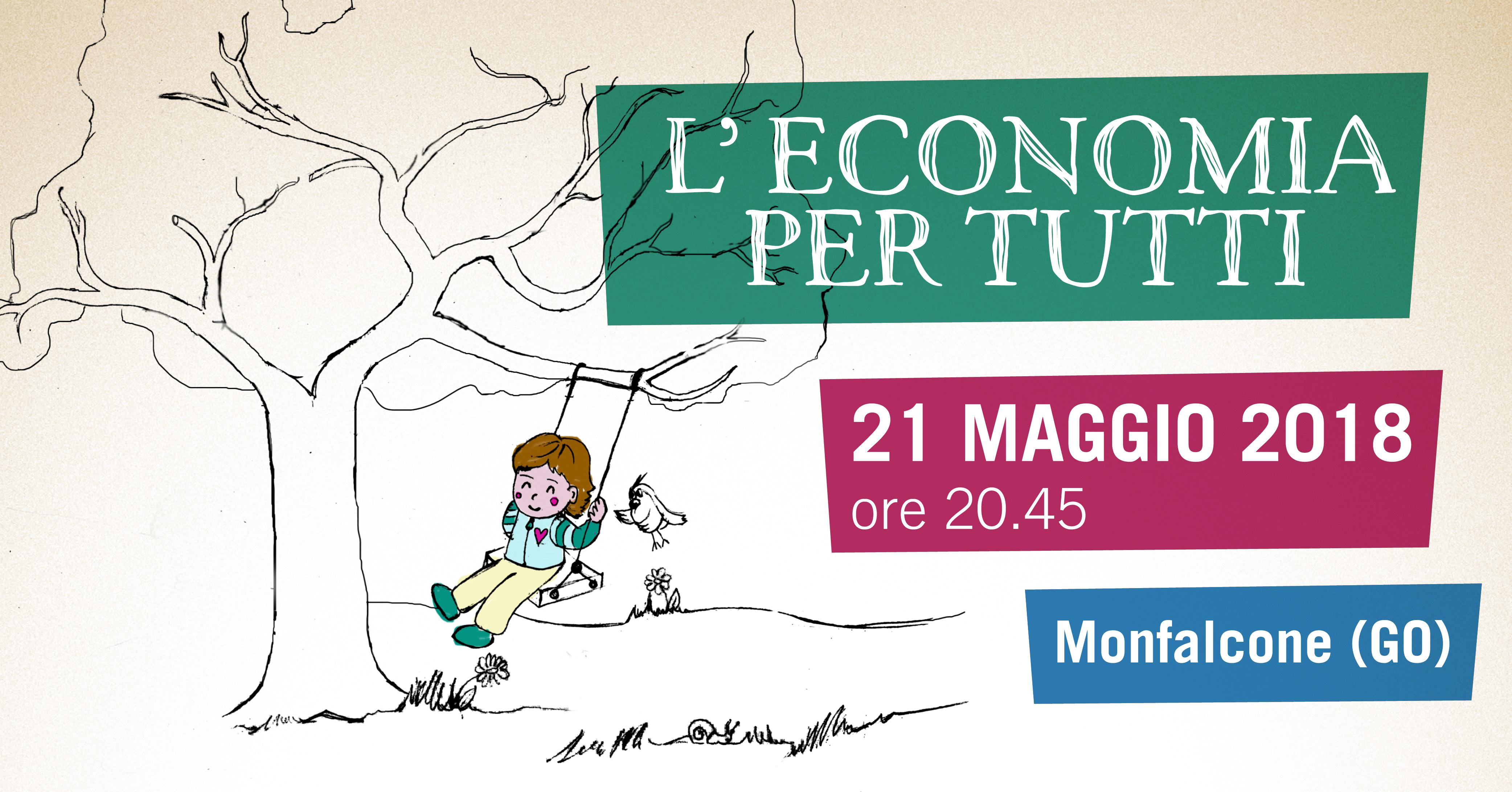 L'economia per tutti