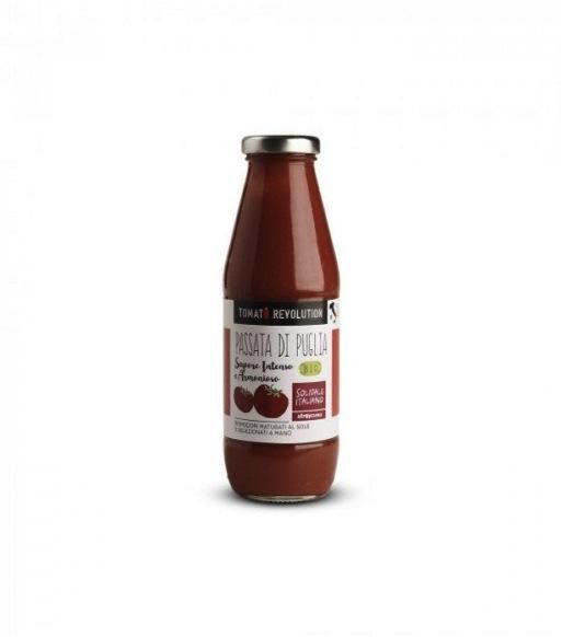 tomato revolution salsa di pomodoro pugliese
