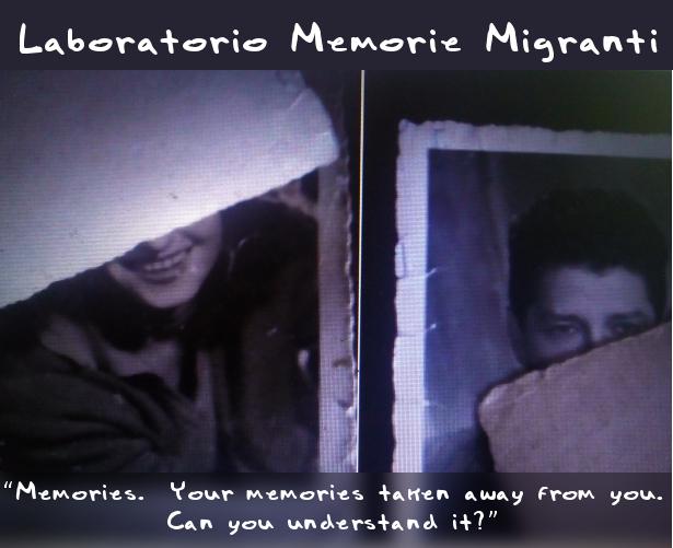 Laboratorio Me.Mi Memorie Migranti