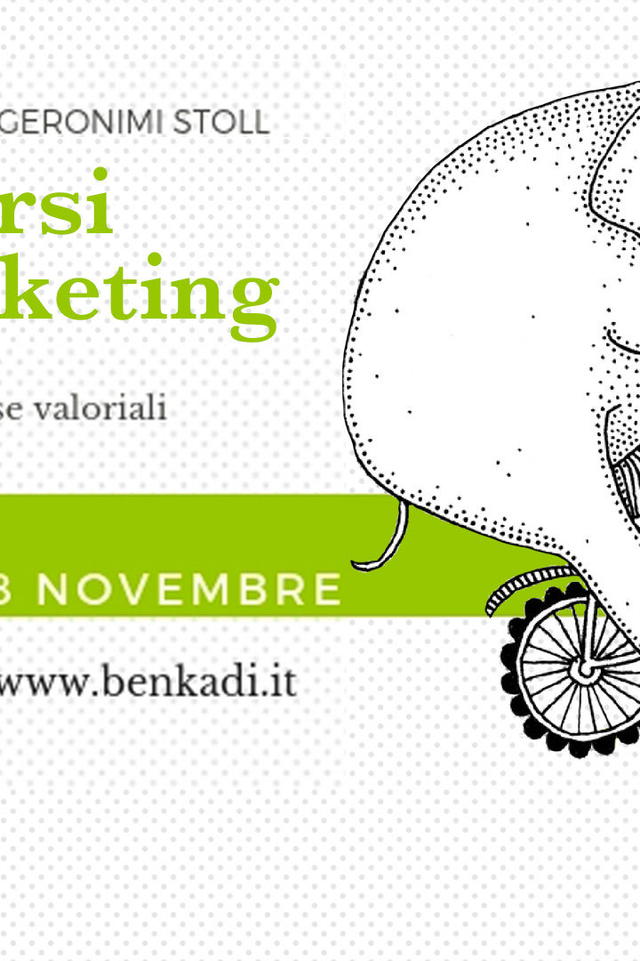 Promuoversi senza marketing – Laboratorio di comunicazione Smarketing