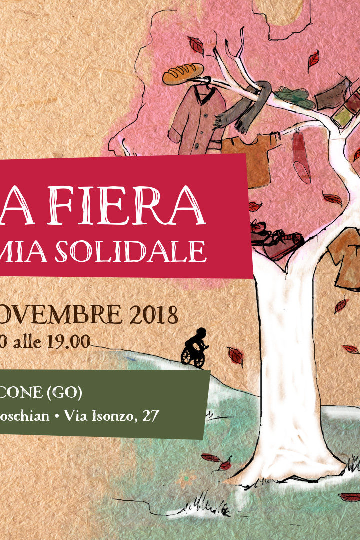 Piccola Fiera dell'Economia Solidale 17 Nov 2018