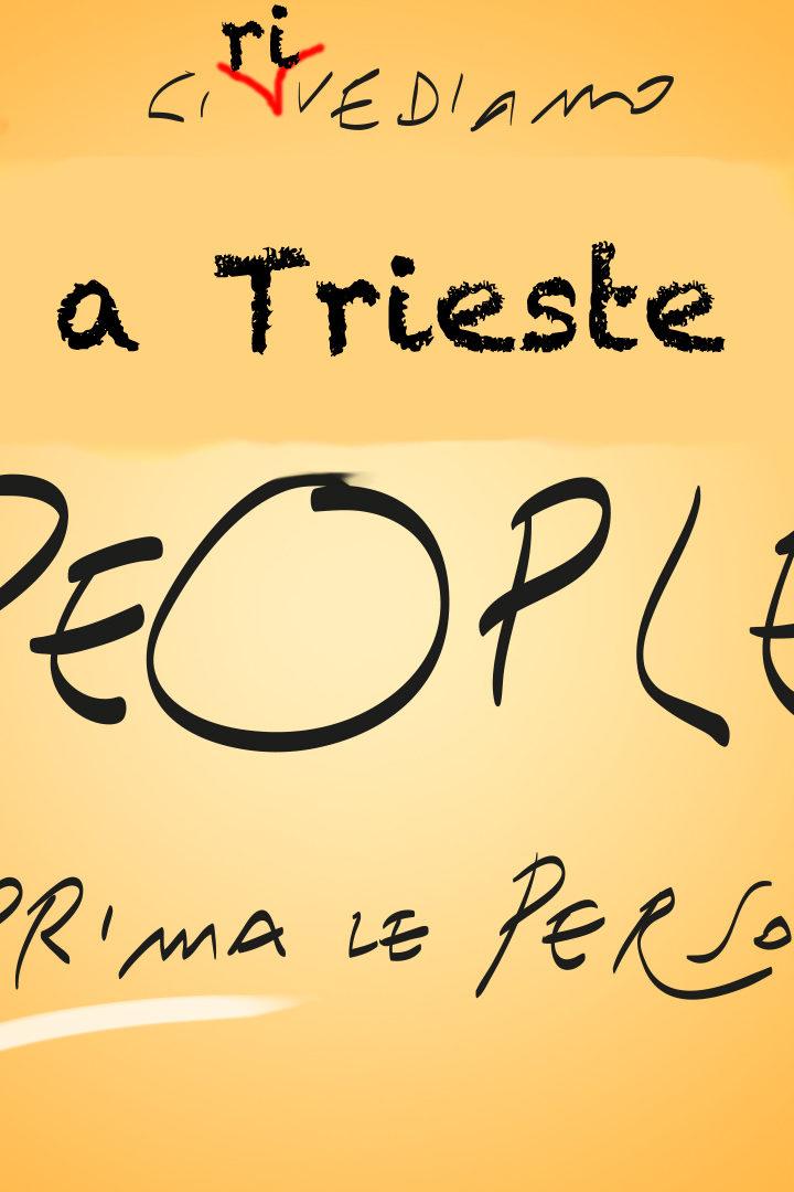 Prima le persone: manifestazione a Trieste