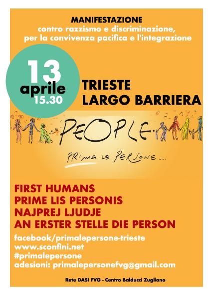 People, Prima le persone