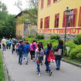 La libertà è terapeutica, gli studenti EurHope 2019 in visita al parco di San Giovanni a Trieste
